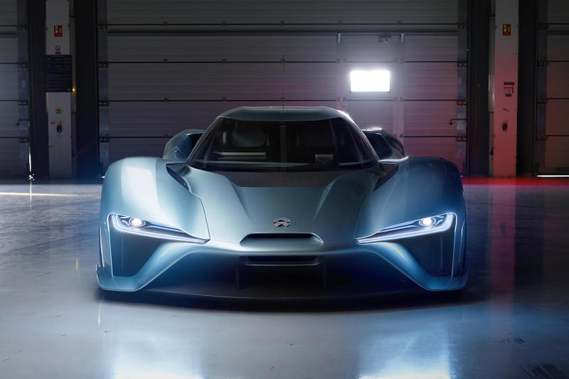NextEV NIO EP9 Fastest Electric Car
