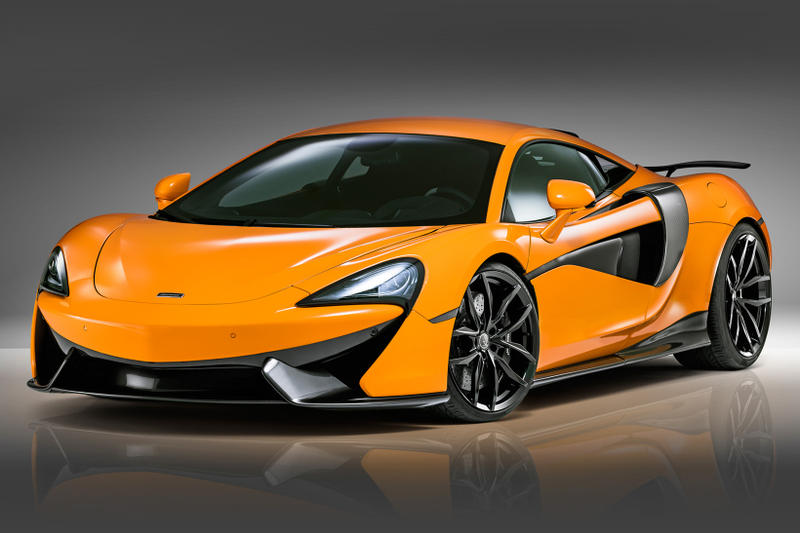 NOTIVEC Adds McLaren 540C 570S To Portfolio Of Exotic