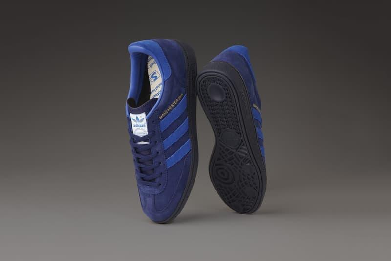 new product 89385 cdf99 adidas Originals Spezial Oi Polloi Manchester
