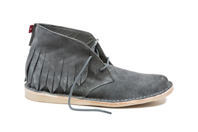 Mark McNairy Oliberté hoboo koboo mojoo boot chukka shoe collaboaration 2016