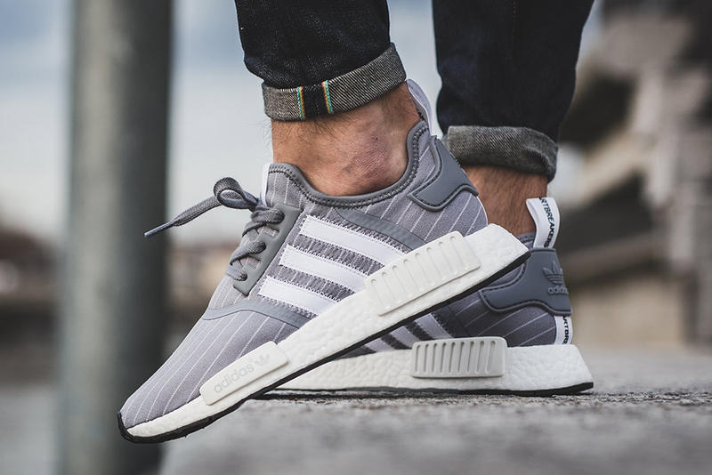 pretty nice 2f5b9 a90f2 An OnFeet Glance at the BEDWIN  THE HEARTBREAKERS x adidas NMD R1