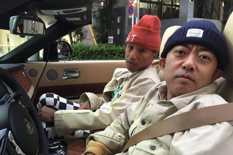 OTHERtone Teases Upcoming Beats1 Episode Featuring NIGO, Takashi Murakami & Verbal Pharrell Music Videos