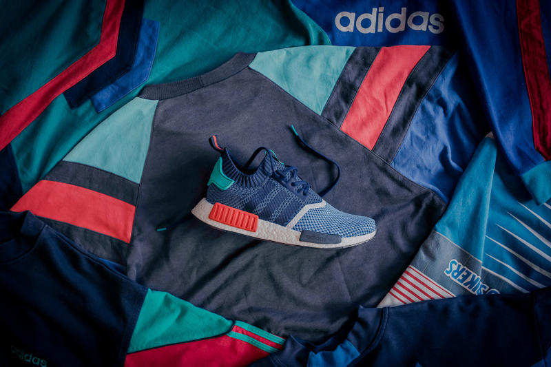 super popular 1dc56 9cd3e Packer Shoes adidas NMD Collaboration