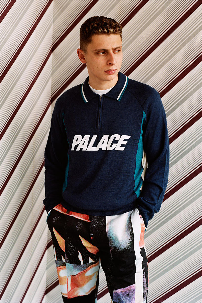 Palace 2016 Winter Ultimo Collection