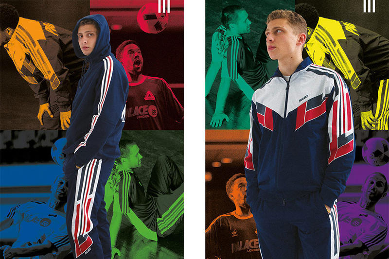 Palace x adidas Originals Fall/Winter 2016 Collection