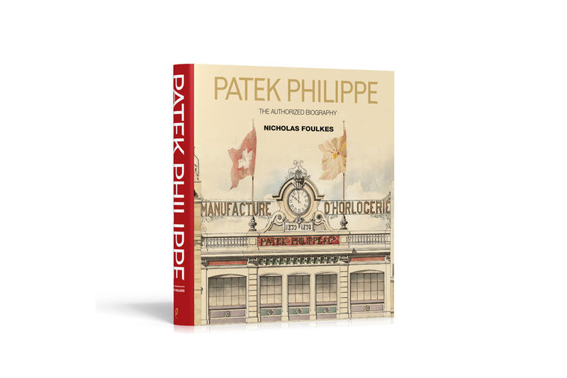 Patek Philippe Authorized biography book watches luxury