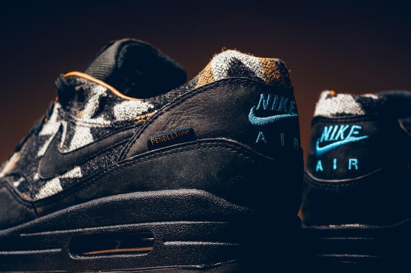 Pendleton Nike Air Max 1