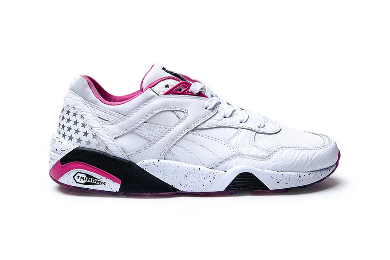 PHANTACi PUMA 10th Anniversary R698 white pink black