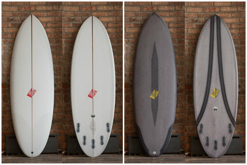 Pilgrim Surf + Supply …Lost Surfboards Collection