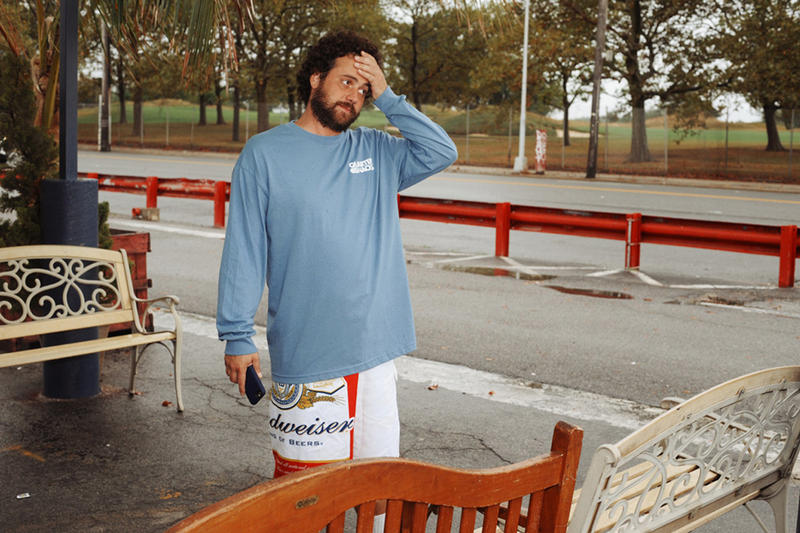Quartersnacks Fall 2016 Merch Collection