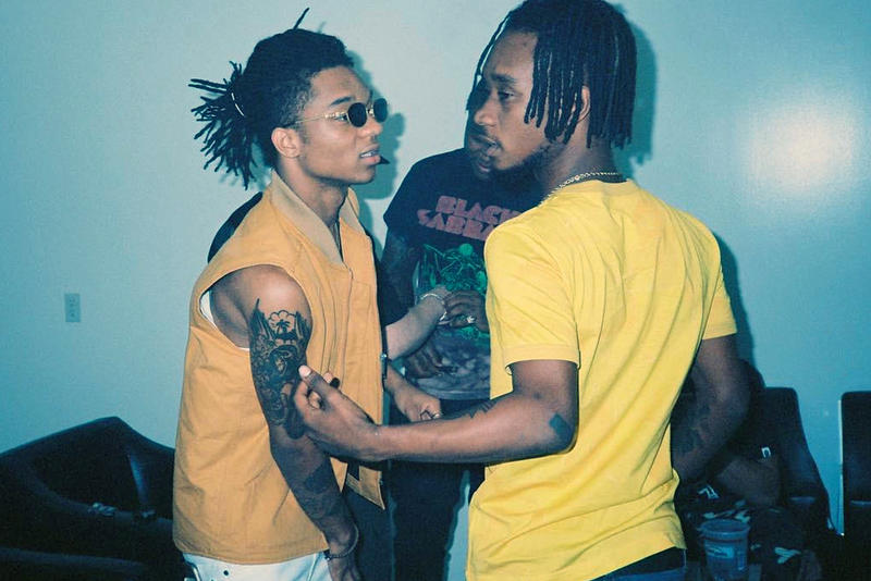 "Rae Sremmurd's ""Black Beatles"" Gets Billboard's No. 1 Spot Paul McCartney The Beatles Mannequin Challenge"