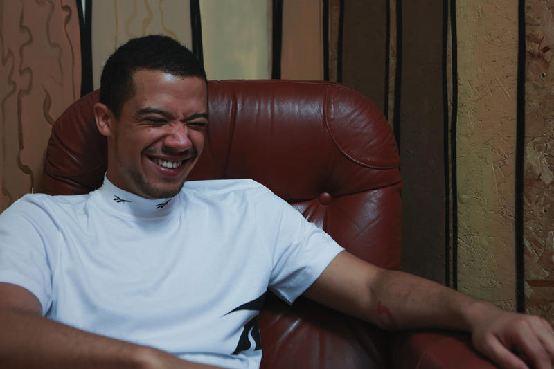 Raleigh Ritchie Reebok