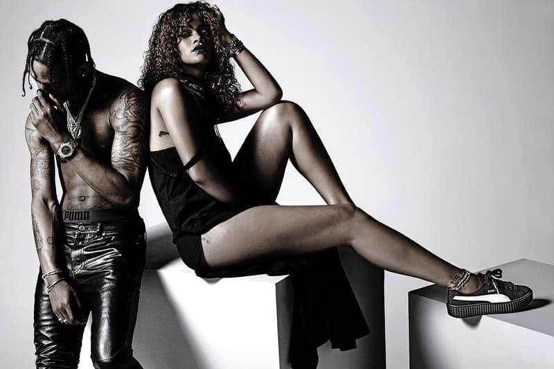 Rihanna PUMA Creeper Shoe of the Year