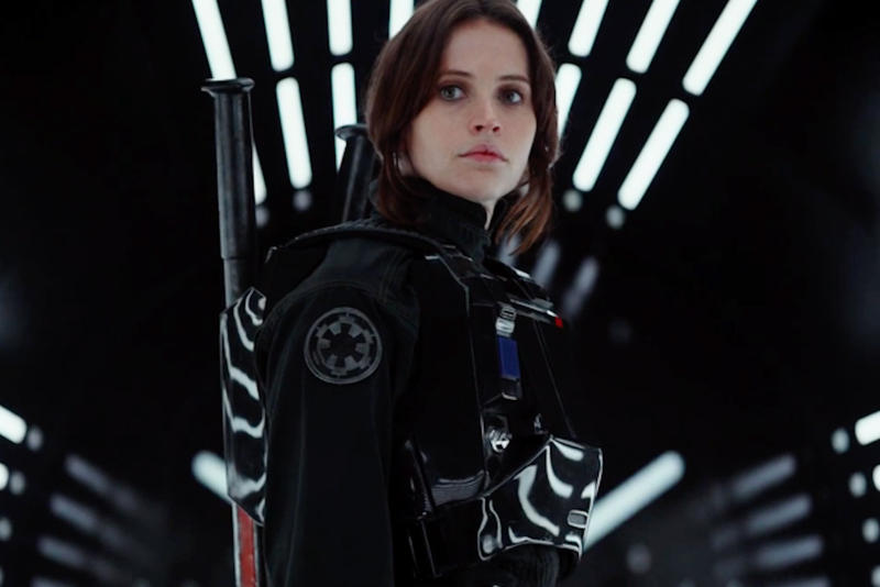 'Star Wars' Fans Get Ready, Tickets for 'Rogue One' Go on Sale Earlier Than Expected Darth Vader Luke Skywalker