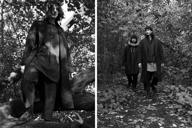 s.k. manor hill Fall/Winter 2016 Editorial