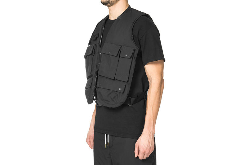 Sasquatchfabrix Insulation Technical Vest