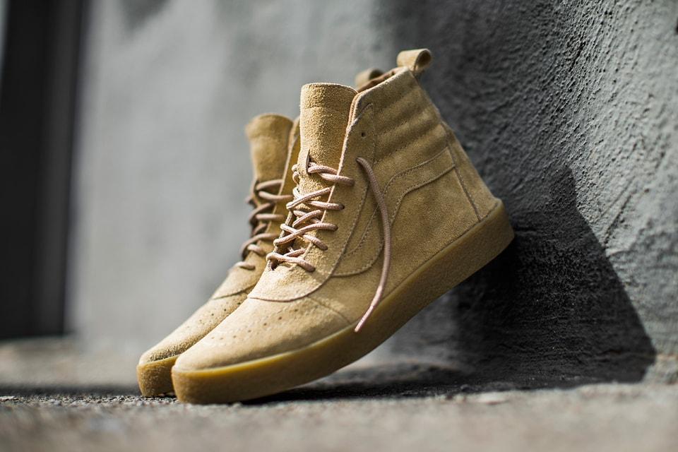 Shoe Surgeon Yeezy Crepe Boot Vans Sneaker Complexcon Hypebeast