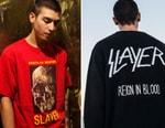 Slayer x Supreme 2016 Fall Collection