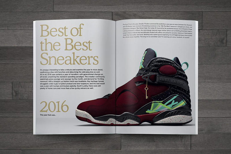 Sneaker Freaker 37th Issue