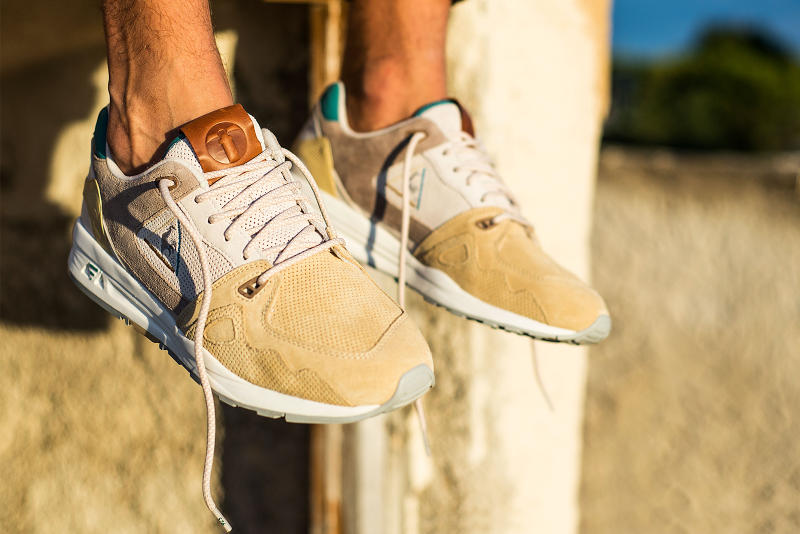 "Sneakers76 x Le Coq Sportif LCS R1000 ""Guardian of the Sea"""