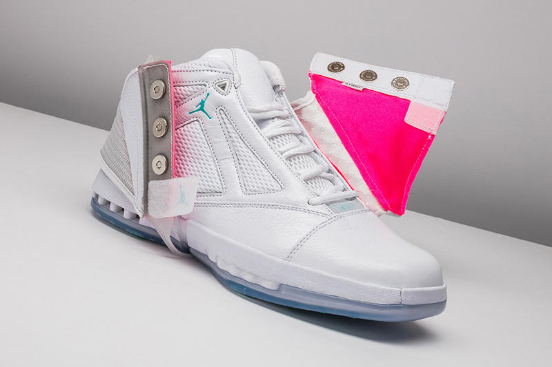 buy popular db4bf 02734 Air Jordan 16 Solefly Art Basel Sneaker | HYPEBEAST