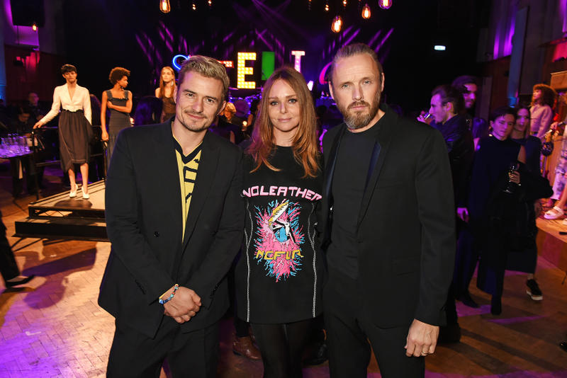 Stella McCartney London Menswear Collection Launch