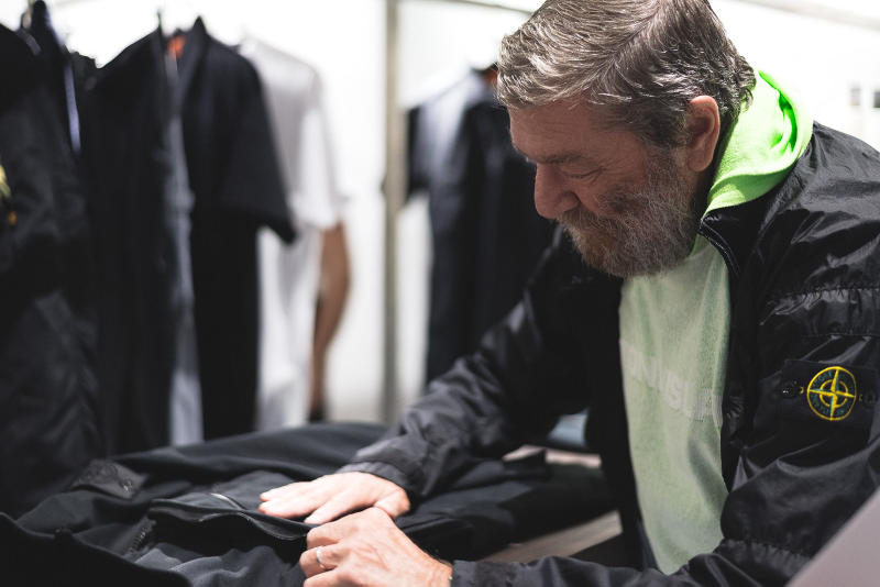 Stone Island Carlo Rivetti Interview on Innovation and Subcultures ... e0c181532dd2
