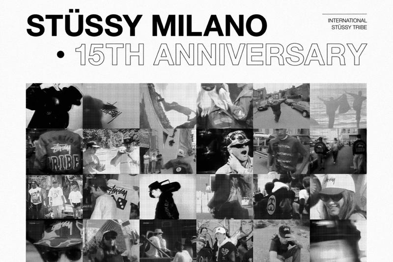 Stssy Milano 15th Anniversary Party Hypebeast