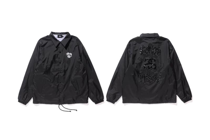 Stussy Stones Throw 20th Anniversary Coach Jacket T Shirt J Rocc Mixtape