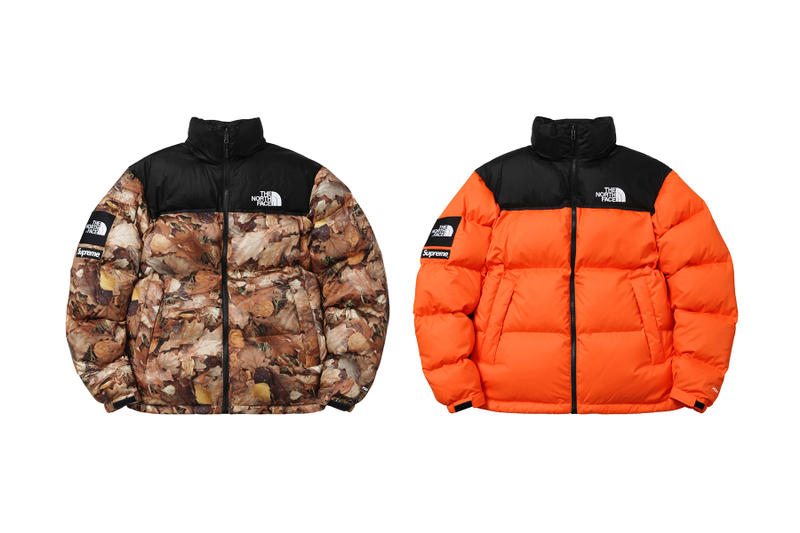 3fa88f9d69 Supreme x The North Face 2016 Fall/Winter Jackets, Real Tree Camo, Tree