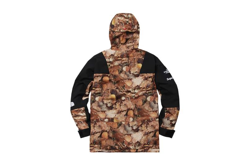 Supreme x The North Face 2016 Fall/Winter Jackets, Real Tree Camo, Tree Camo, Nuptse