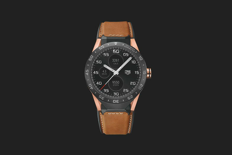 TAG Heuer Carrera Connected Rose Gold