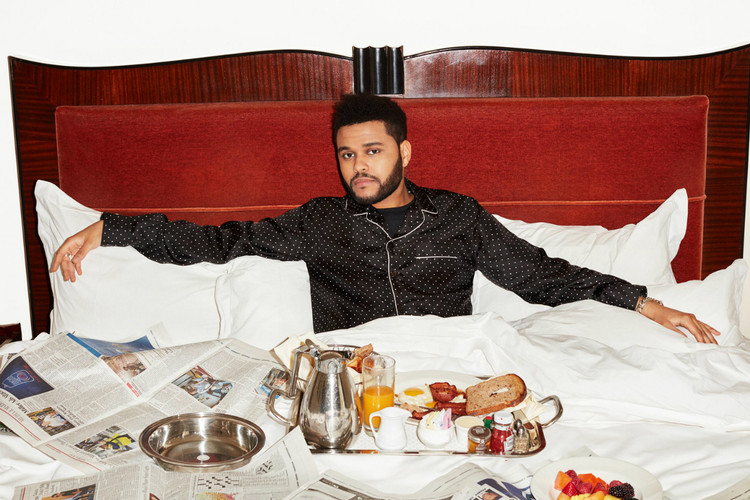 The Weeknd Says Upcoming  Starboy  Album Influenced by the Deaths of David  Bowie   3dedc18e3