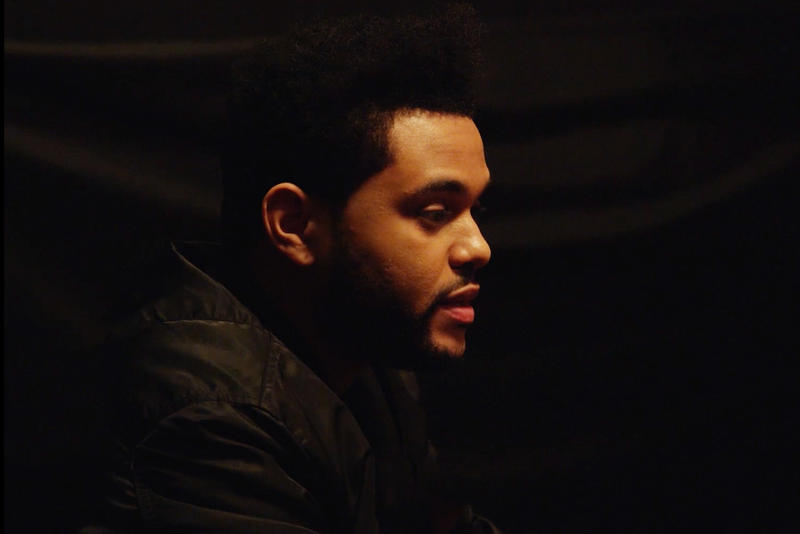The Weeknd Talks Working With Kendrick Lamar & Daft Punk Beats 1 Radio Interview Zane Lowe