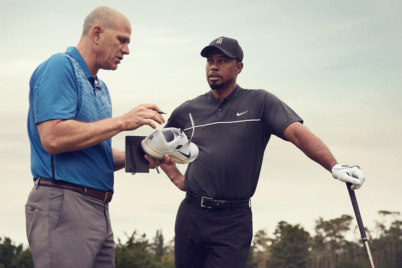 Tiger Woods Nike TW'17 Signature Golf Cleat