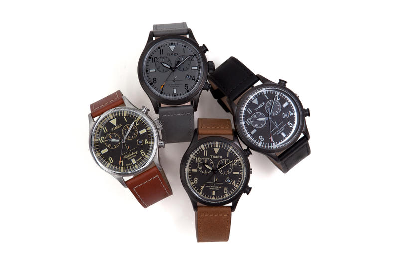 Red Wing Timex Waterbury Chronograph Watch Todd Snyder