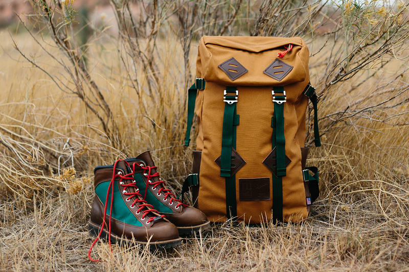 Topo Designs Danner Boots 2016 Collaboration