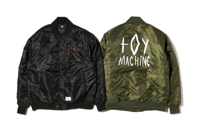 Toy Machine × Kinetics Collaboration
