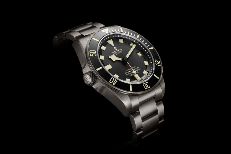 Tudor Left Handed Pelagos Watch