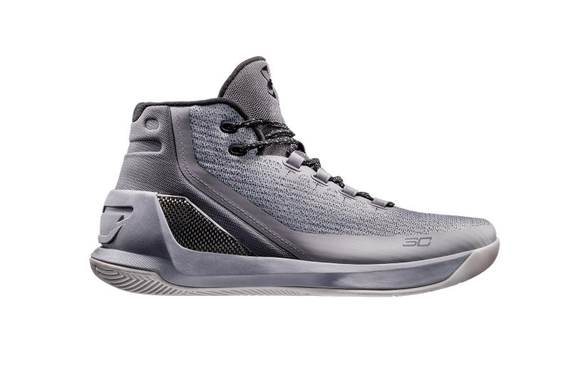 a61d69fc4c3 Under Armour Curry 3 Grey Matter Release