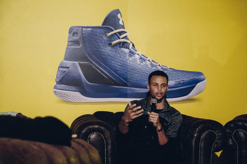 cf807862 Under Armour's Stock Plummets Amid Slow Sales of the Curry 3 | HYPEBEAST