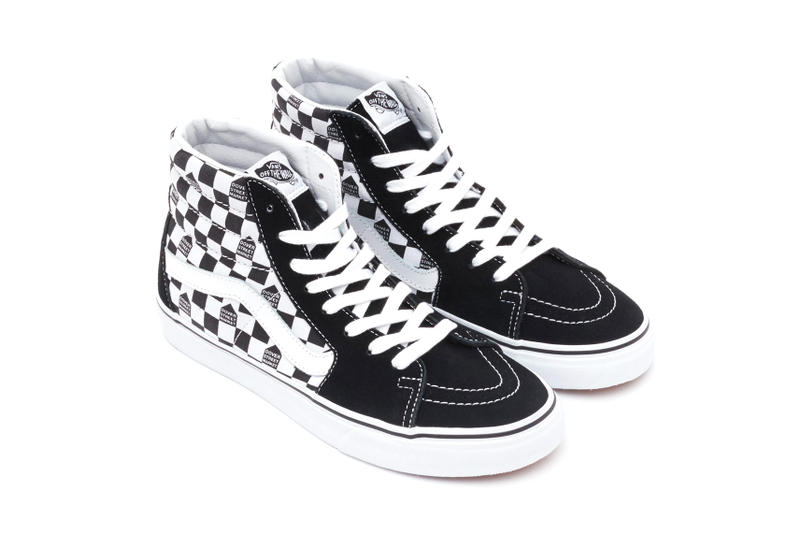 41e7efde98 Vans Dover Street Market Old Skool and Sk8 Hi Sneaker Collaboration