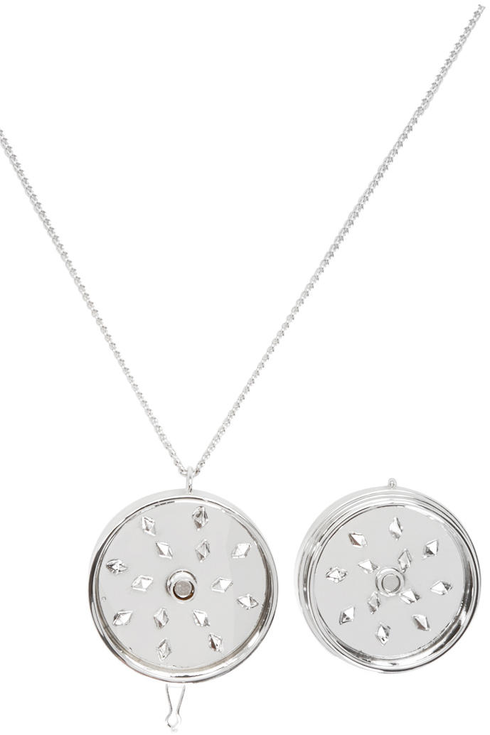 Vetements Grinder Pendant Necklace