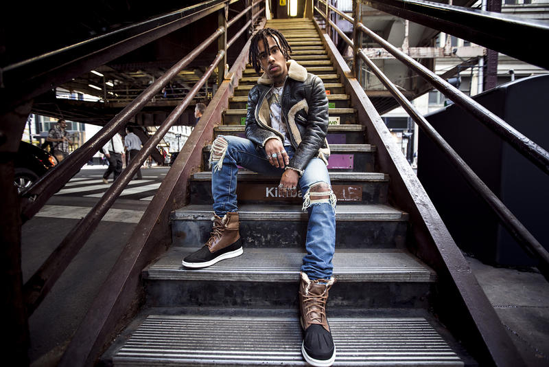 Vic Mens UGG Chicago Campaign