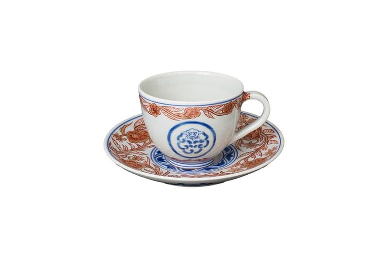 visvim Cup and Saucer