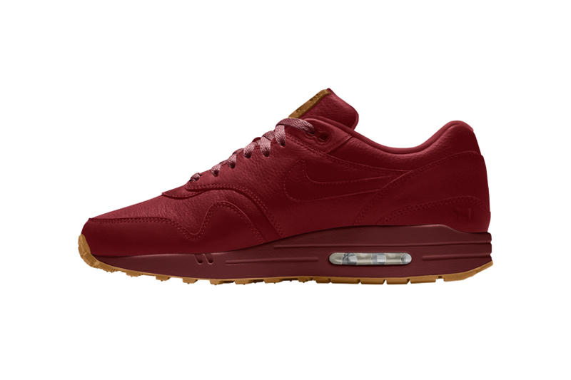 Will Leather Goods NIKEiD Air Force 1 Huarache Max 90