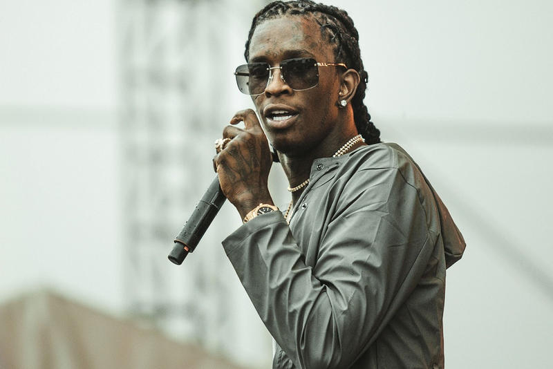 Young Thug 2016 V Interview
