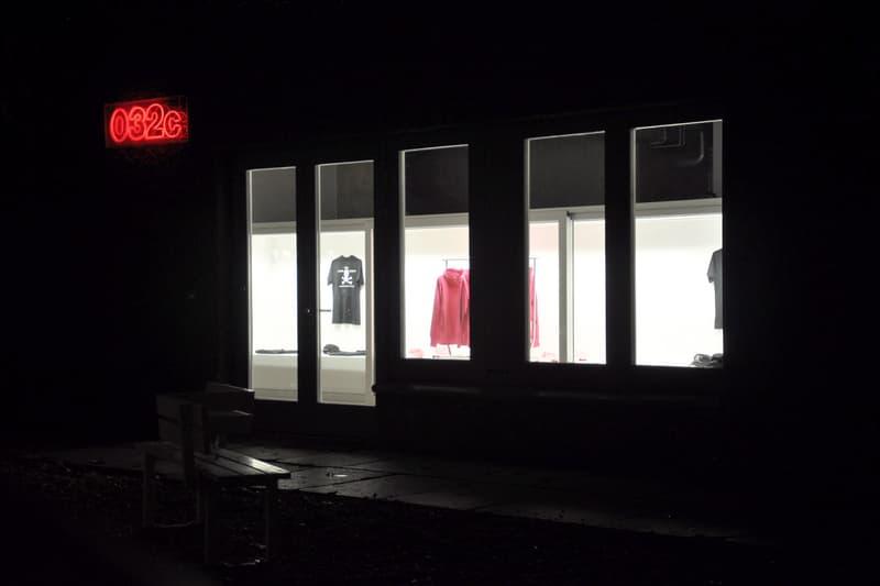 032c Store Berlin