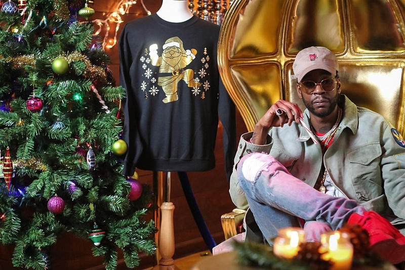 2 Chainz 90000 Most Expensivest Ugly Christmas Sweater
