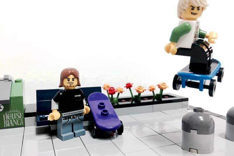 LEGO Fashion Designers Adly Syairi Ramly Kanye West Virgil Abloh Jerry Lorenzo HYPEBEAST 100